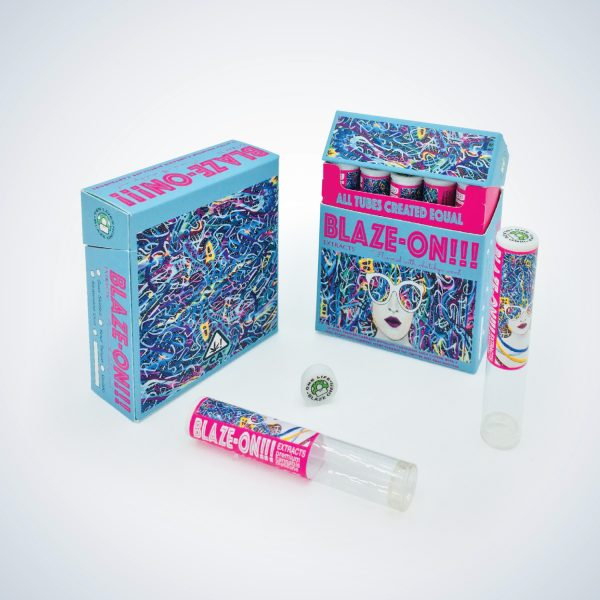 Custom Vape Cartridge Packaging Box