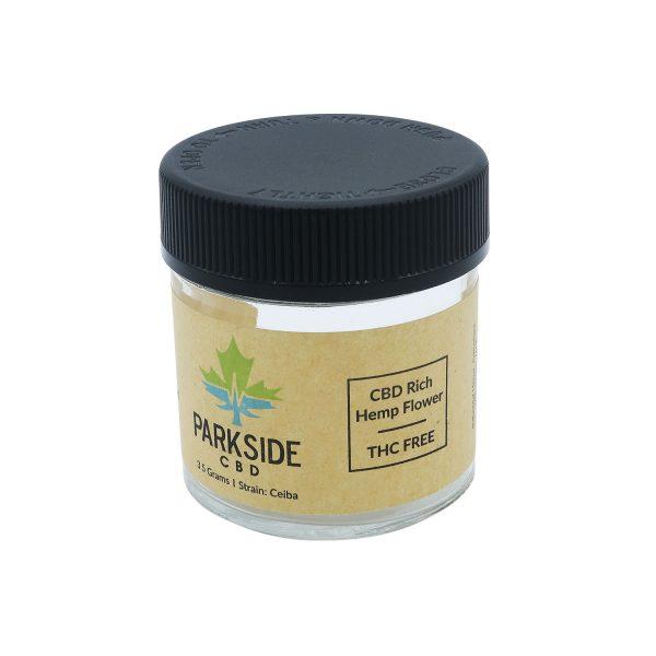 Marijuana Packaging Glass Flower Jars