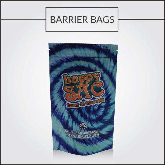 Custom Barrier Bags