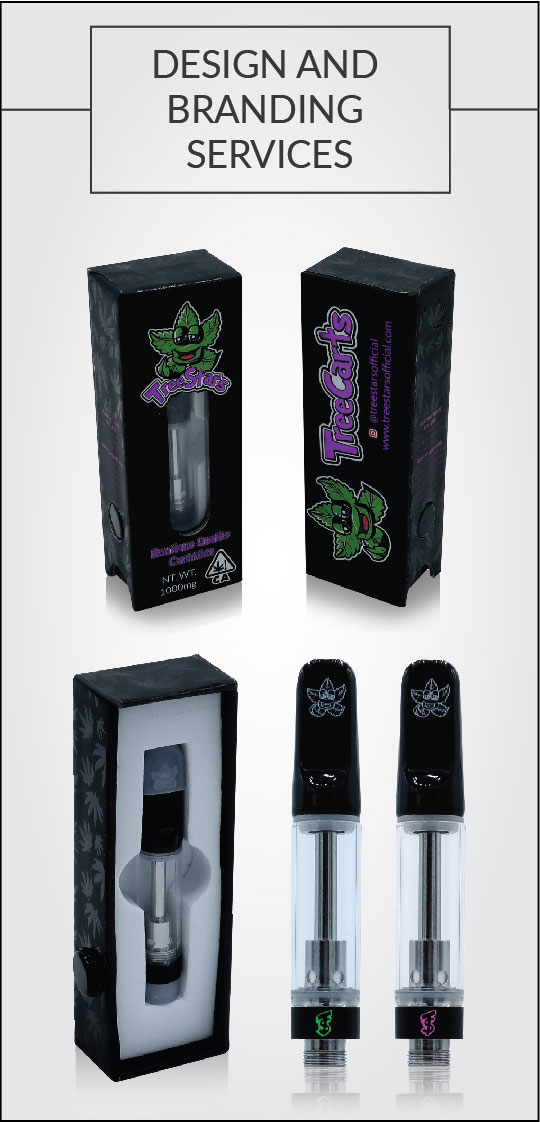 Cannabis Packaging Services