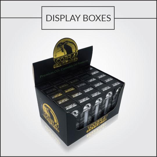 Custom Vape Display Boxes