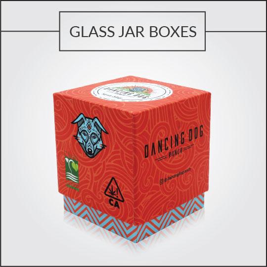 Custom Glass Jars