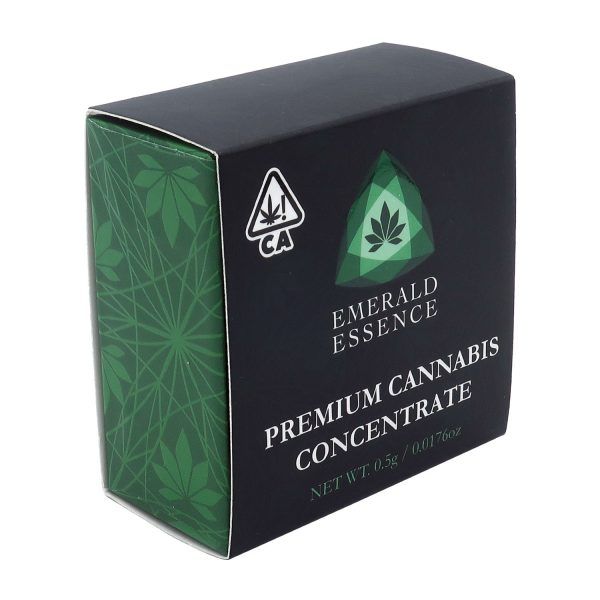 Cannabis Concentrate Containers & Dispensary Packaging